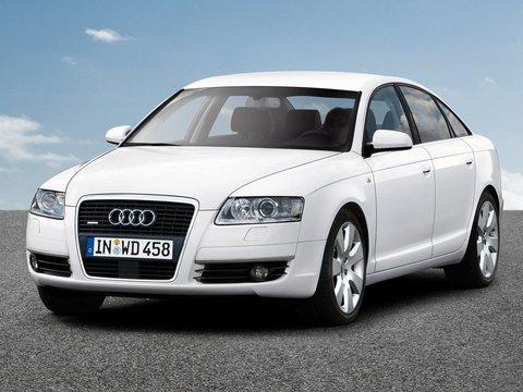 Чехлы на Audi A6 (C6) 2004–2010 г.в.
