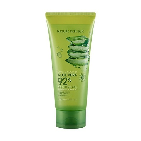 Гель NATURE REPUBLIC Soothing & Moisture Aloe Vera 92% Soothing Gel 250ml