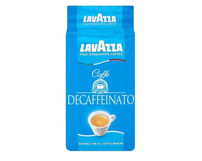 Кофе молотый LavAzza Caffe Decaffeinato, 250 г (Лавацца)