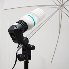Патрон на стойку для лампы NiceFoto FLH-01