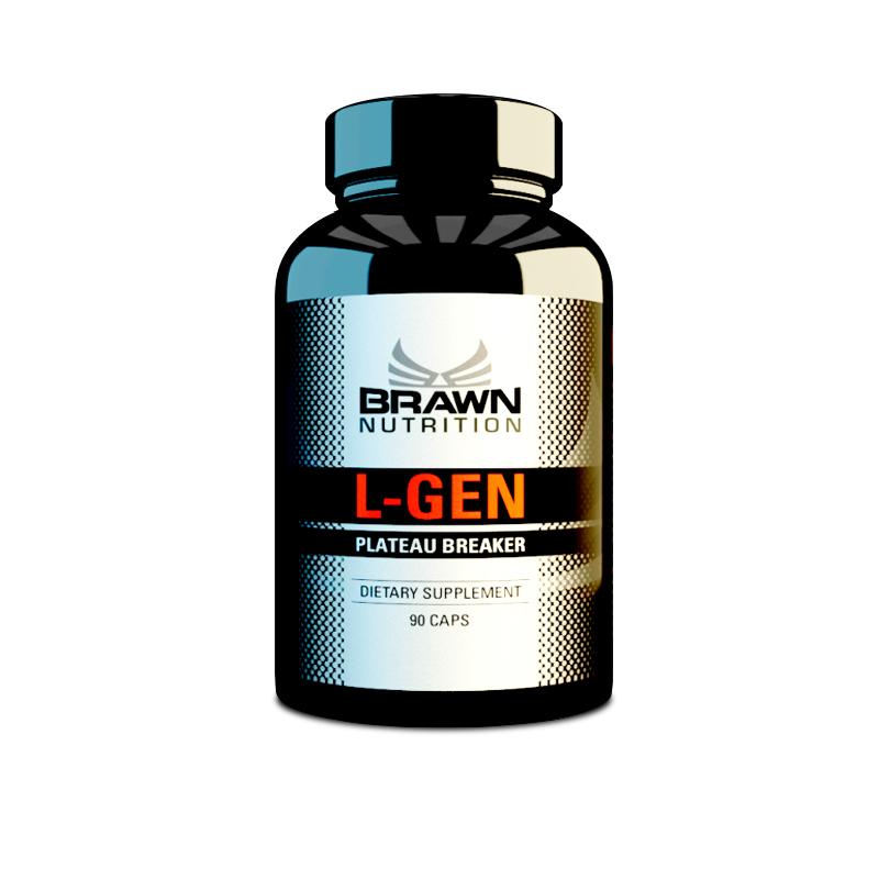 Brawn Nutrition SARM L-GEN   Лаксогенин
