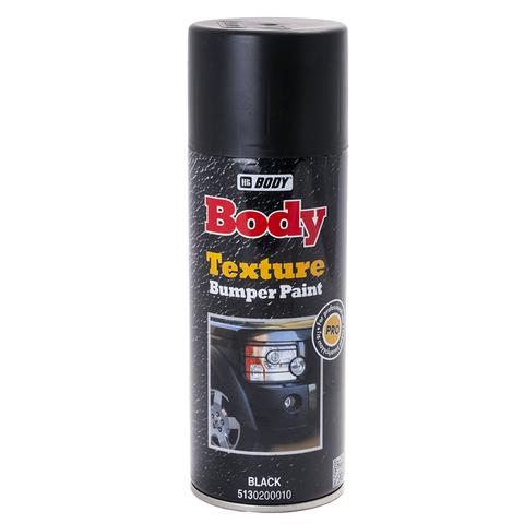 Body Аэрозольная краска для бампера черн. 400мл (спрей)