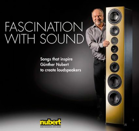 Inakustik CD, Nubert - Fascination With Sound, 0167807