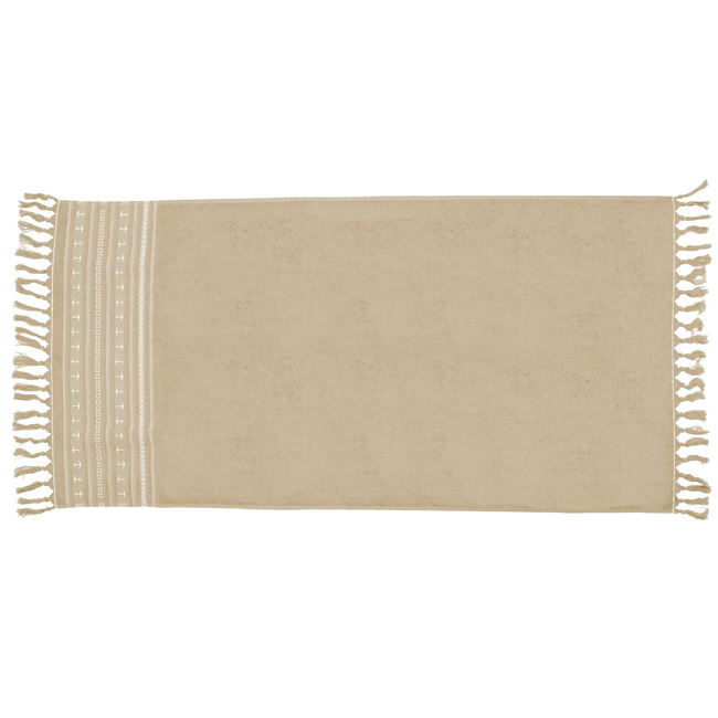 Santorini beach towel / beige