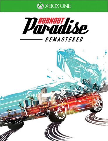 Xbox One Burnout Paradise Remastered (русская версия)