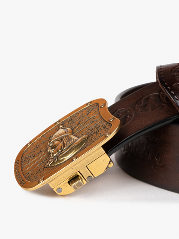 """Belt """"Moscow"""" with automatic buckle"""