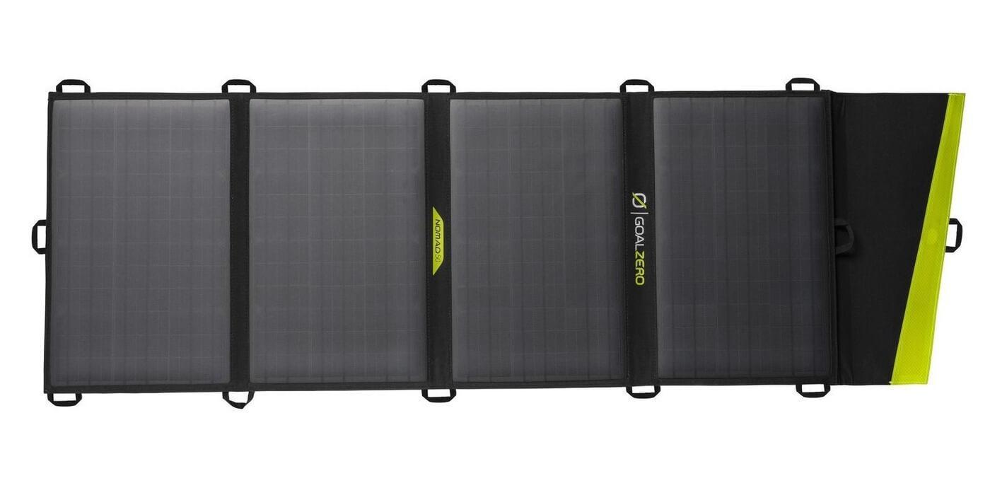 Солнечная панель Goal Zero Nomad 50 вид спереди