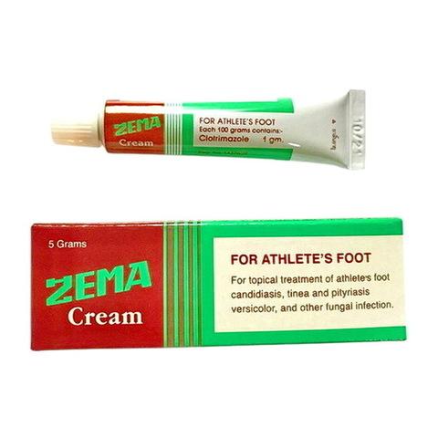 Тайский крем для лечения кожных заболеваний Zema Cream, 5 гр