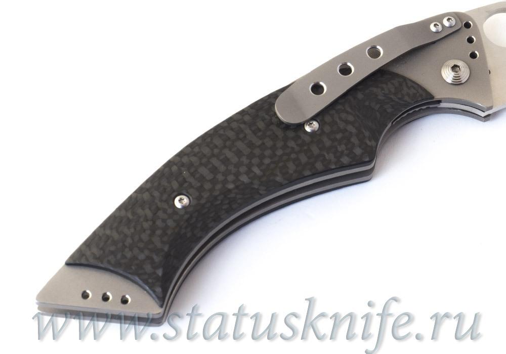 Нож Howard Viele Torpedo limited - фотография