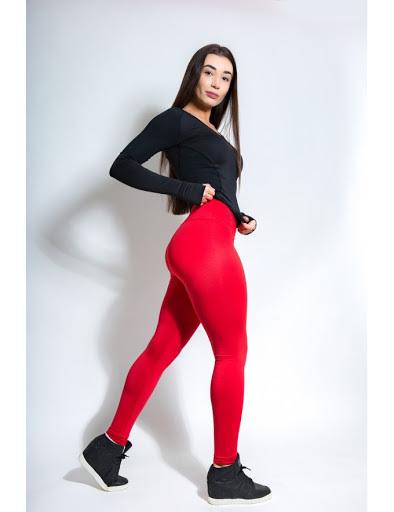 Леггинсы Basic Red