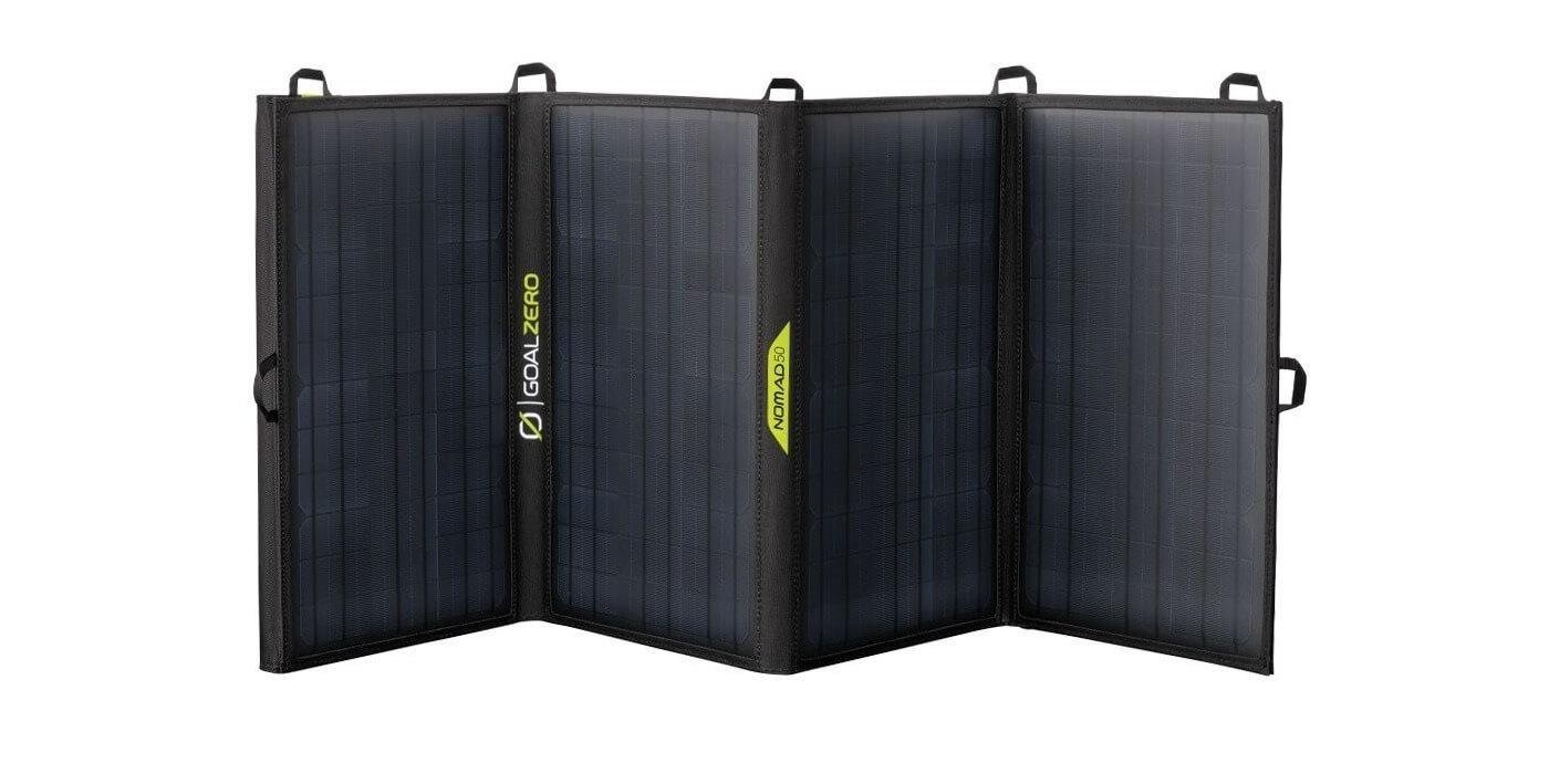 Солнечная панель Goal Zero Nomad 50 внешний вид