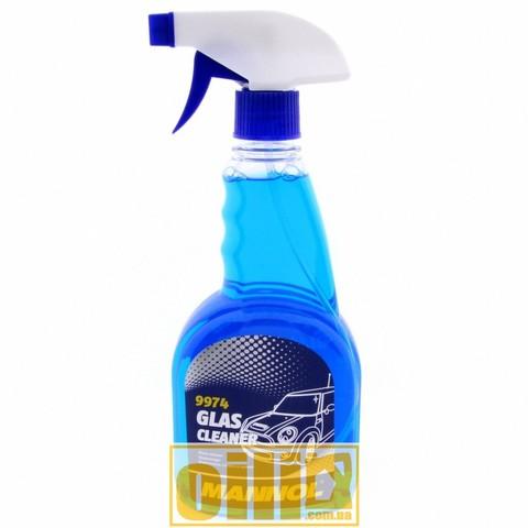 Mannol 9974 GLAS CLEANER 500ml, очиститель стекол маннол