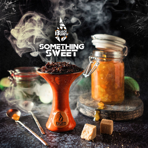 Табак Burn BLACK 20 г Something Sweet