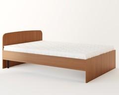 Кровать КР-03 бук тёмный