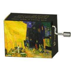 Музыкальная шкатулка Ван Гога