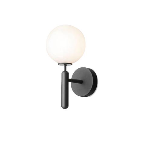 Настенный светильник копия Miira by Nuura (черный)