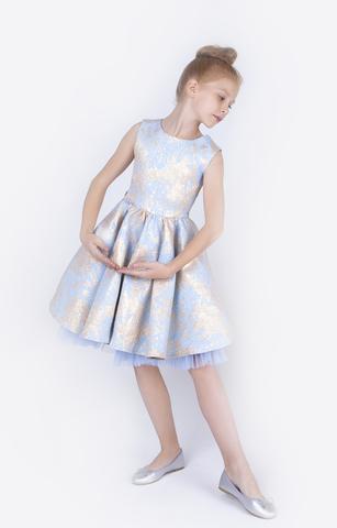 """Коктейльное платье """"Ice Cloud"""""""
