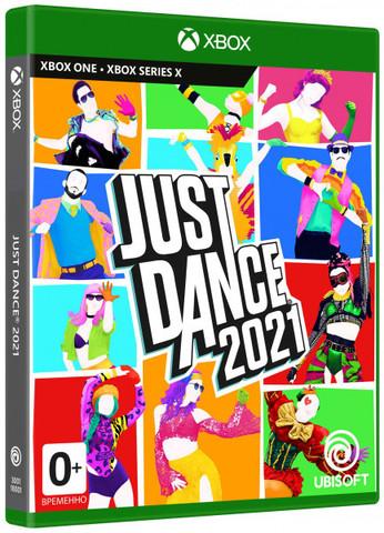 Just Dance 2021 (Xbox One/Series X, русская версия)