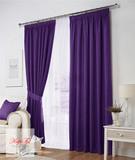 Комплект штор Тоскана (фиолетовый)