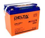 Аккумулятор Delta DTM 1255 I ( 12V 55  Ah / 12В 55  Ач ) - фотография