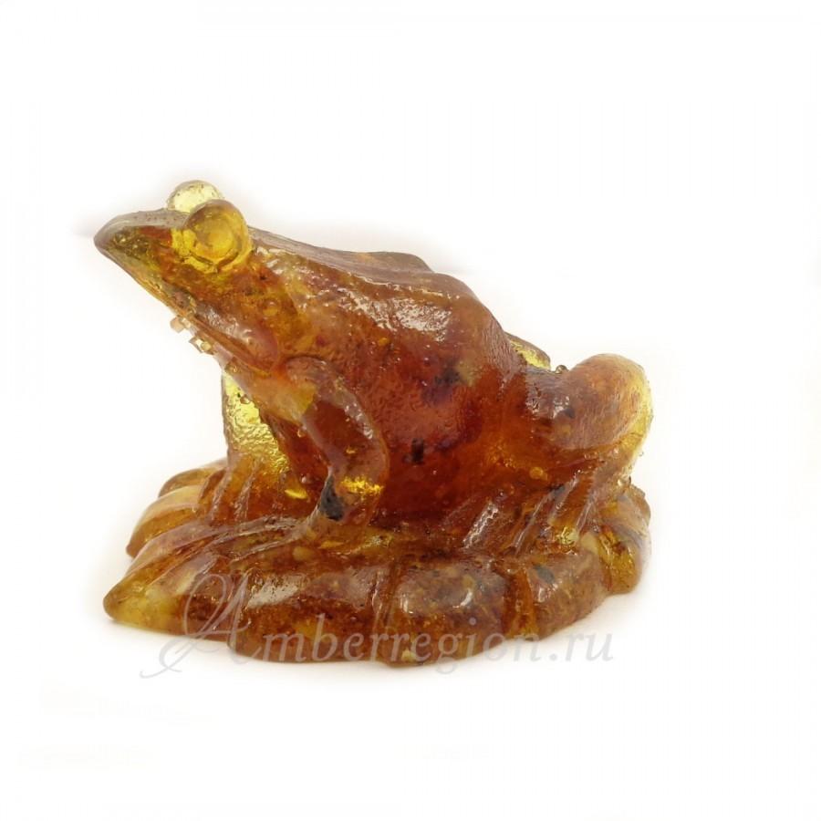Янтарная лягушка (10 шт.)