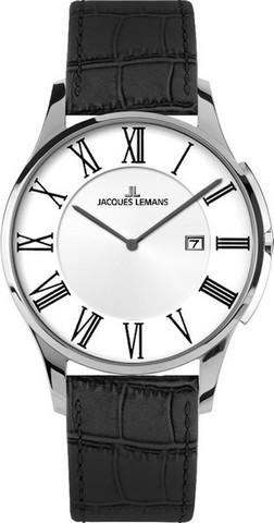 Купить Наручные часы Jacques Lemans 1-1777D по доступной цене