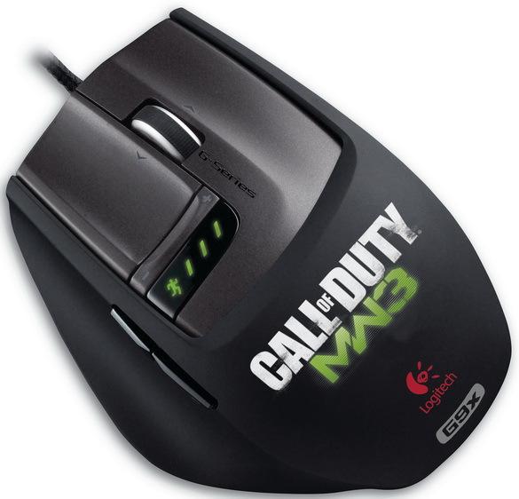 LOGITECH G9X Call of Duty