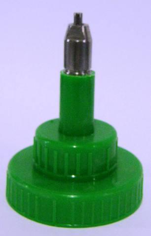 Ниппельная поилка для пластиковой бутылки (1.5л, 5л) для кроликов
