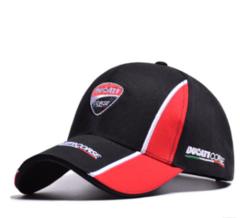 Бейсболка черная Ducati (Кепка Дукати)
