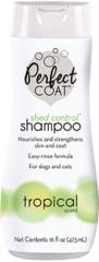 Шампунь для собак, 8in1 PC Shed Control против линьки с тропическим ароматом 473 мл