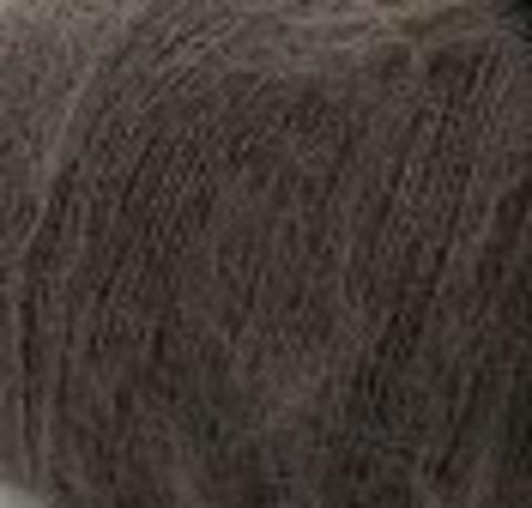 Пряжа Silk Mohair (Силк Мохер). Цвет: серо-коричневый. Артикул: 6030
