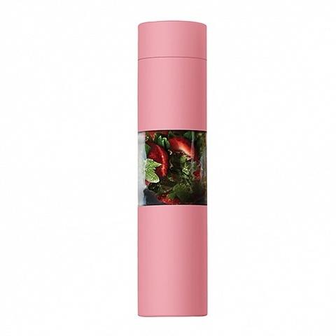 Бутылка Asobu Flavor U See (0,46 литра), персиковая