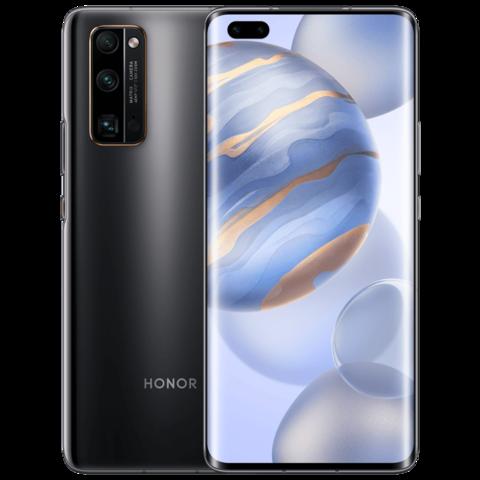 Смартфон Honor 30 8/128Gb Midnight Black (Черный)