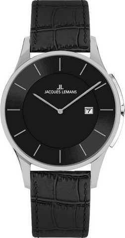 Купить Наручные часы Jacques Lemans 1-1777B по доступной цене
