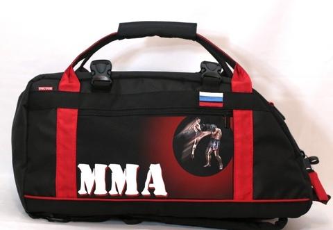 "Сумка-рюкзак ""ММА"""