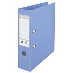 Папка с арочн.мех.Esselte No.1Power Solea, 75 мм, голубой