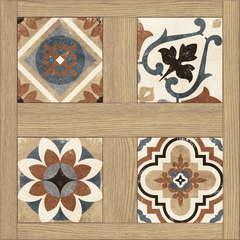 Керамогранит CERSANIT Florence 420x420 многоцветный FL4R452