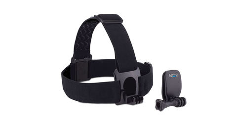Head Strap + QuickClip - Крепление на голову + крепление-клипса на одежду | ACHOM-001 |