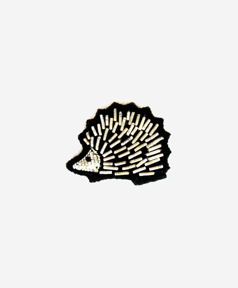 Брошь Hedgehog