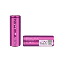 Аккумулятор Efest Li-Mn 18500 3.7V 1000mAh 15A