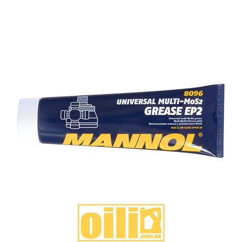 Mannol 8096 EP-2 Multi-MoS2 GREASE 230г