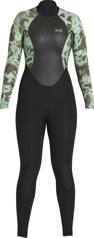 XCEL AXIS X 4/3 Full Suit Green