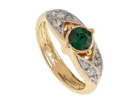Кольцо с позолотой Юнис