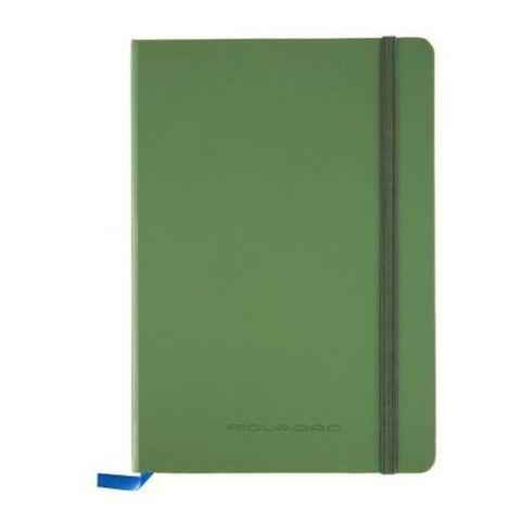 Тетрадь Piquadro AC4867RA/VE A5 линейка зеленый