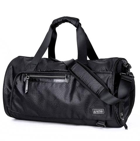 Сумка-рюкзак ARCTIC HUNTER LX0005 Черный