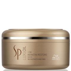 Маска для восстановления кератина волос Wella SP Luxe Line