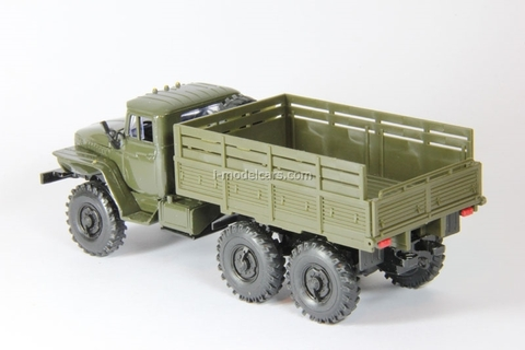 Ural-4320 board khaki Elecon 1:43