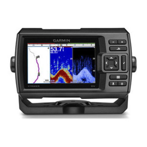 Эхолот Garmin Striker 5dv worldwide