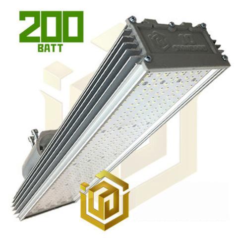Уличный светильник 200 Вт