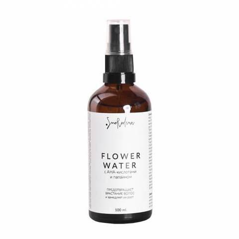 Гидролат против врастания волос с АНА-кислотами 100мл, SmoRodina